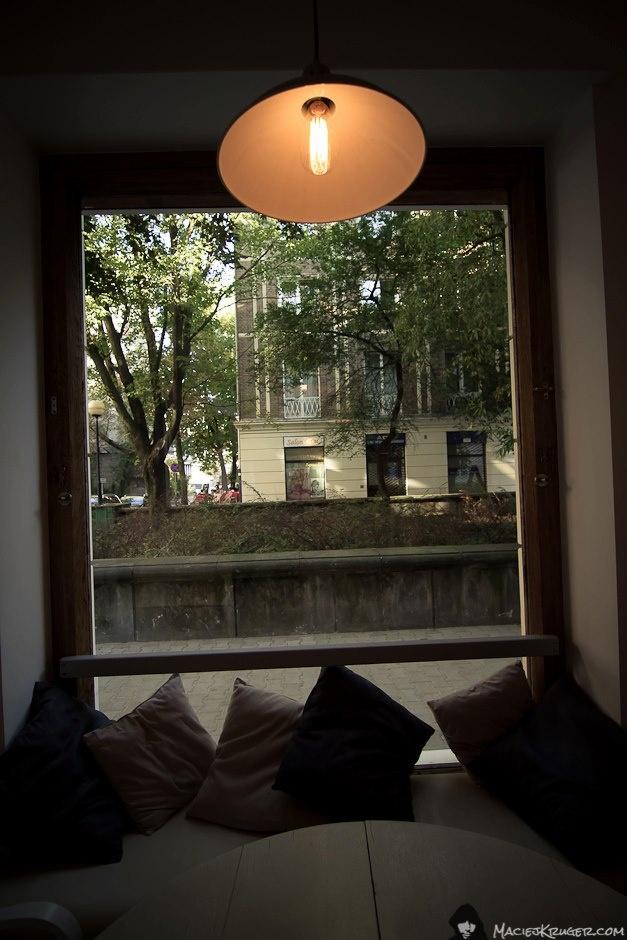 view on Gałczyńskiego St