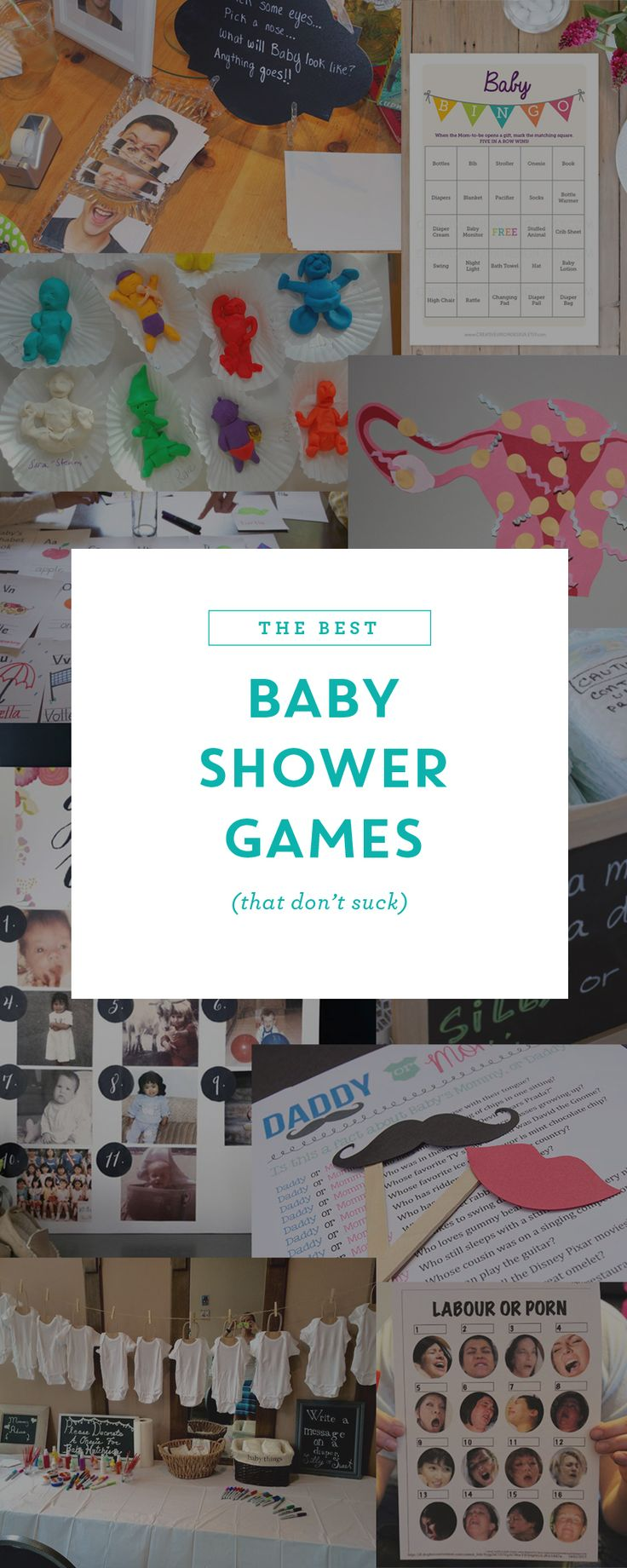 free printable bridal shower games and activities%0A Baby Shower Games That Don u    t Suck