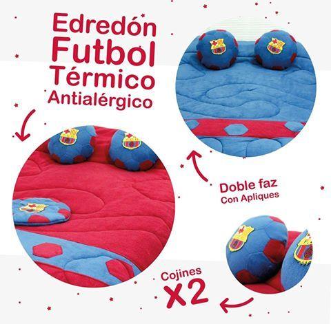 EDREDON EQUIPOS A ELECCION BARCELONA
