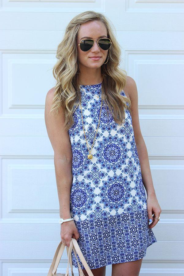 Summer Dresses | Mosaic Prints