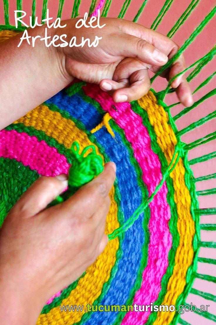 La ruta del artesano te invita a recorrer paisajes de ensueño de la mano de los creadores de las piezas mas típicas de la región... http://www.tucumanturismo.gob.ar/rutas-tematicas/230/ruta-del-artesano #SentíTucumán