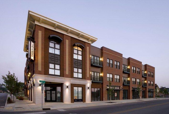 Martin Corner Mixed-Use Development   Gresham, Smith and Partners