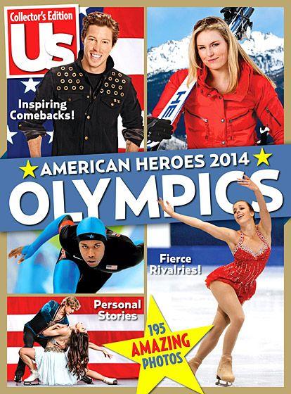 Sochi Winter Olympics 2014: Team USA's Hottest Athletes