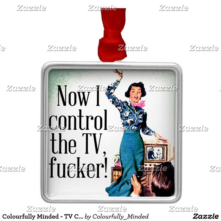 Colourfully Minded - TV Control