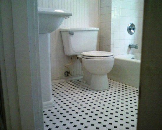 Bathroom Flooring Options With Mosaic Style7