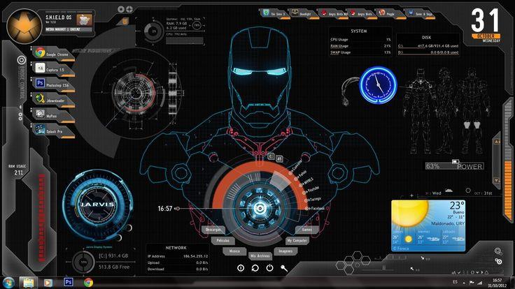 Descargar Fondos De Pantalla En Movimiento Gratis Para Pc Iron Man Wallpaper Wallpaper Pc 3d Wallpaper For Pc