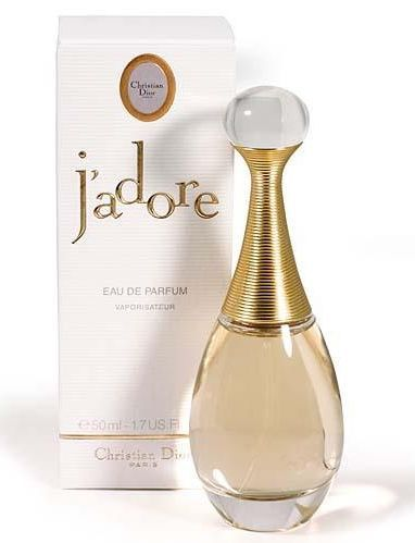J'adore- I instantly feel sexy with this fragrance.The parfum and toilette actually have different notes (be aware). I prefer the toilette because it is just a bit sweeter. Only 3 notes in both frag's- this still has a lot to offer!