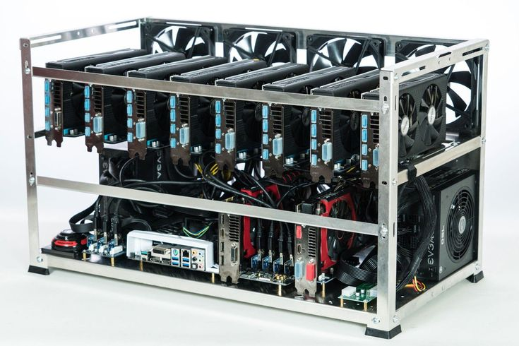 Building An Ethereum Mining Rig Coin Mining Wallpaper