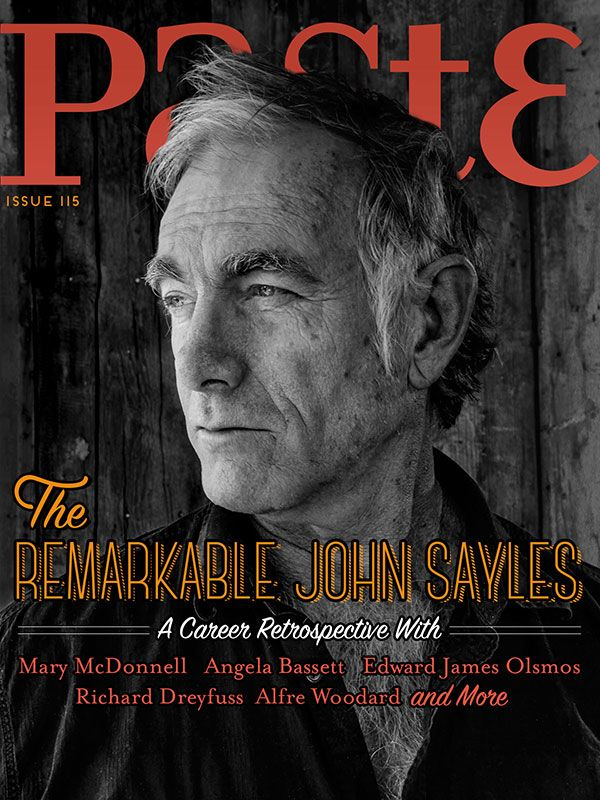 John Sayles: A Career Retrospective by Michael Dunaway PASTE Magazine November 2013--how did i miss this??