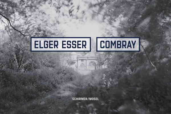 Elger Esser: books 15