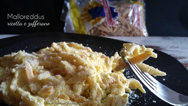 I malloreddus ricotta e zafferano è un primo piatto semplice, con pochi ingredienti ma ricco di sapore.