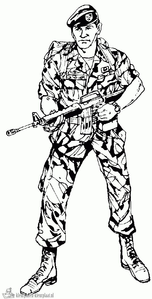 Pin By Kirsten Van Veen On Kids Knutsel Coloring Pages For Boys Coloring Pages Army Men