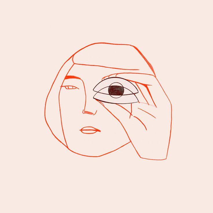 MOSTRA OUTROS CINEMAS ▂ Ilustrações e desenvolvimento de cartaz para a Mostra Outros Cinemas. Fev | 2017. Illustrations and art direction for a short film festival.
