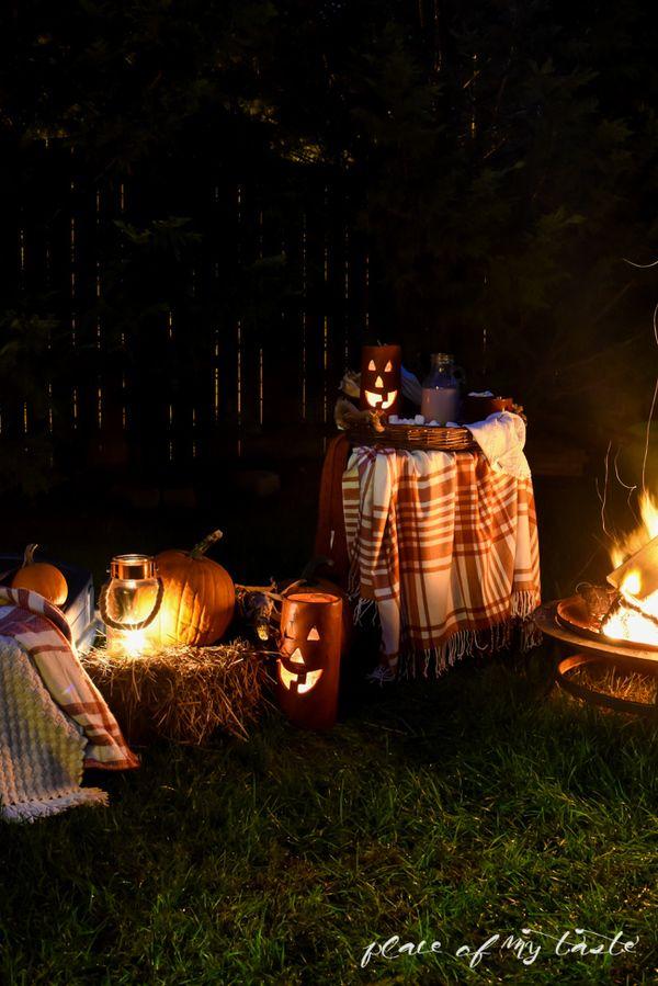 Backyard Bonfire Birthday Party Ideas : + ideas about Backyard Bonfire Party on Pinterest  Bonfire Parties