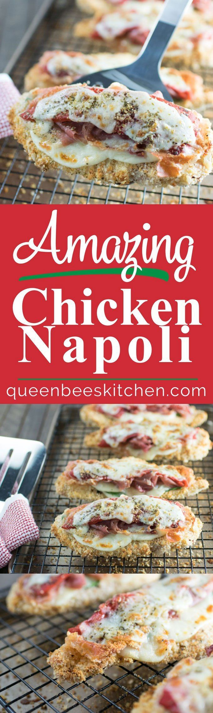Amazing Chicken Napoli