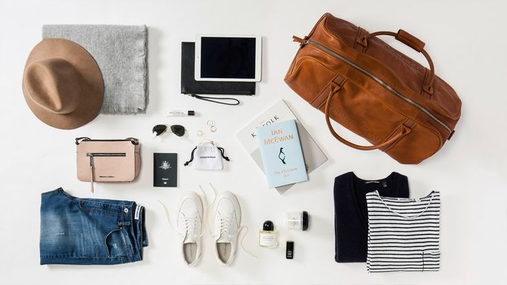 Here are the CR styling team's easy tips for packing effectively for your next getaway.
