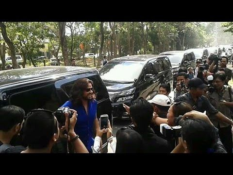 HEBOH Roadshow Pemain Mahabharata di Bali