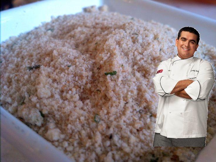 Farinha de rosca especial do Buddy Valastro - kitchen boss   Adoro assistir programas de culinária, também pudera, tendo a cozinha como ho...
