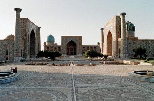 #AsiaCentrale #UlughBegh # Uzbekistan