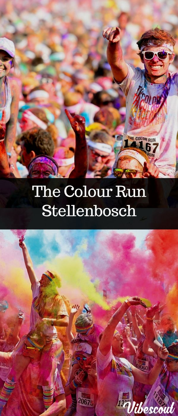 17 February 2018. The Happiest 5K on the Planet™ is heading to Stellies, 17 February to bring you the final stop on their Superhero Tour. #capetown #thecolourrun #superherotour #stellenbosch