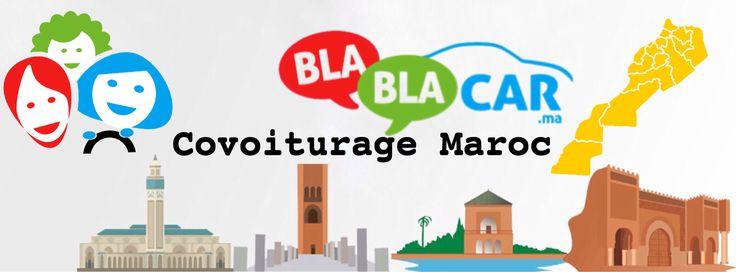 1ère plateforme de covoiturage Maroc gratuite et collaborative. Aucune commission sur les trajets. Association à but non lucratif.  Covoiturage BlaBlaCar Maroc 🇲🇦🚘👫👫www.blablacar.ma #covoiturage #maroc #covoituragemarocain #blablacar_ma #blablacarmaroc #covoiturageBlablacar