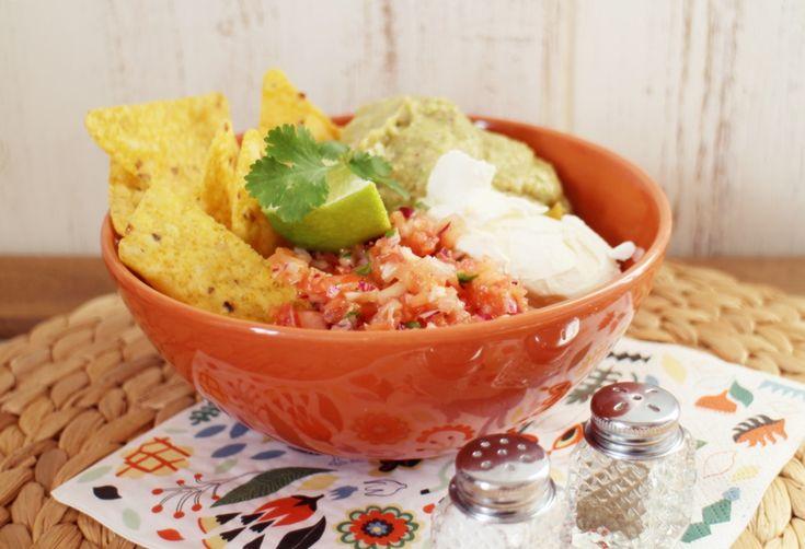 nachos, nachos ligeros, receta ligera, cocina mexicana, mexican cook, blog cocina, aurora vega cook, recetas fáciles