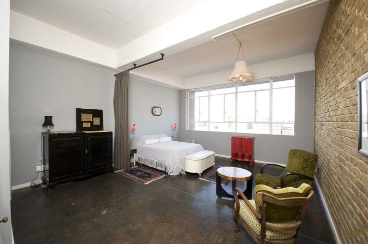 Maboneng Precinct :: 12 Decades Art Hotel :: 286 Fox Street, Johannesburg.