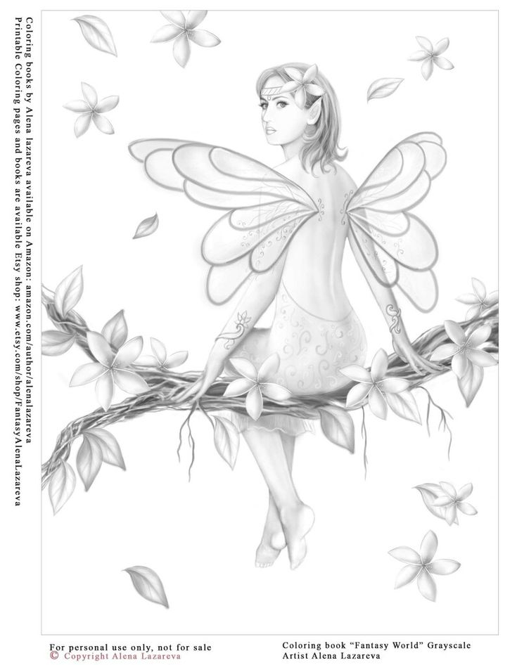 FREE coloring pages on my FB group: Alena Lazareva's