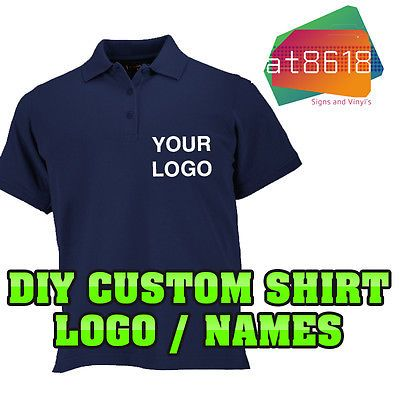 Diy #custom shirt logo personalised - polo logos #t-shirts - #printed company nam,  View more on the LINK: 	http://www.zeppy.io/product/gb/2/112050224068/