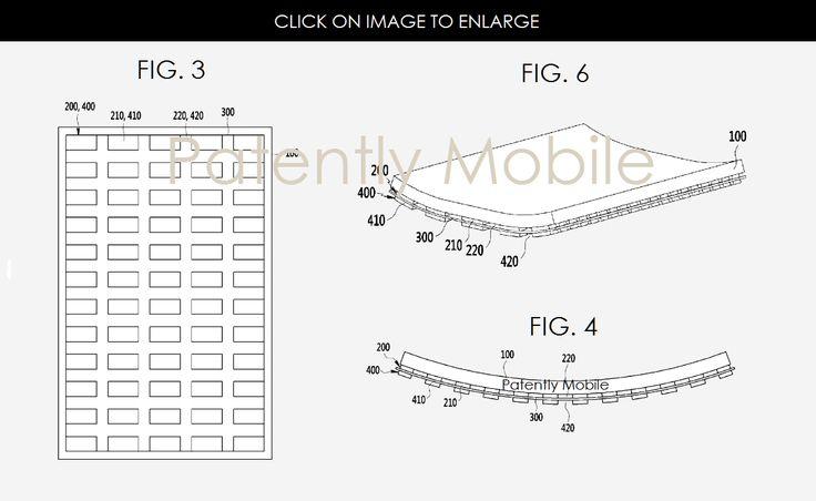 Samsung brevetta finalmente display flessibile: ecco in anteprima le immagini e come funziona Come riporta Patently Mobile, Samsung ha comunque depositato ieri 21 novembre, presso lo U.S. Patent and Trademark Office, uno straordinario brevetto di display flessibile. Esso è costituito da un pr #displayflessibile #samsung