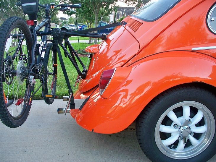 Bike Rack For Volkswagen Beetle Google Search