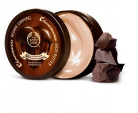 Take Your Affair with Chocolate to a Whole New Level with The Body Shop's Chocomania Collection