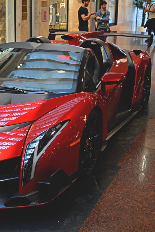 #Lamborghini #Veneno #Roadster Is The Most Expensive Car For Sale In The  World