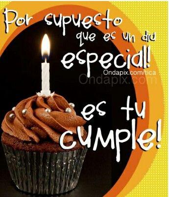 Feliz cumpleaños Mi amorcito. Te amo con toda mi alma. Te deseo lo mejor del mundo.