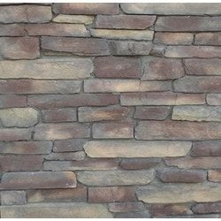 Kodiak Mountain Stone Kodiak Mountain Stone Manufactured Stone Veneer - Mountain Ledge