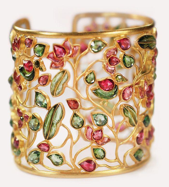 Lotus Flower Bracelet   Munnu The Gem Palace