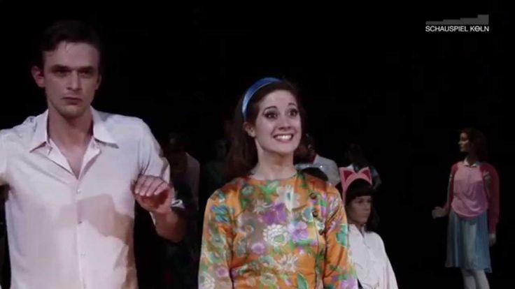 BRAIN AND BEAUTY – Theater Schauspiel Köln  Eine Suche nach dem Gesicht der Zuk…