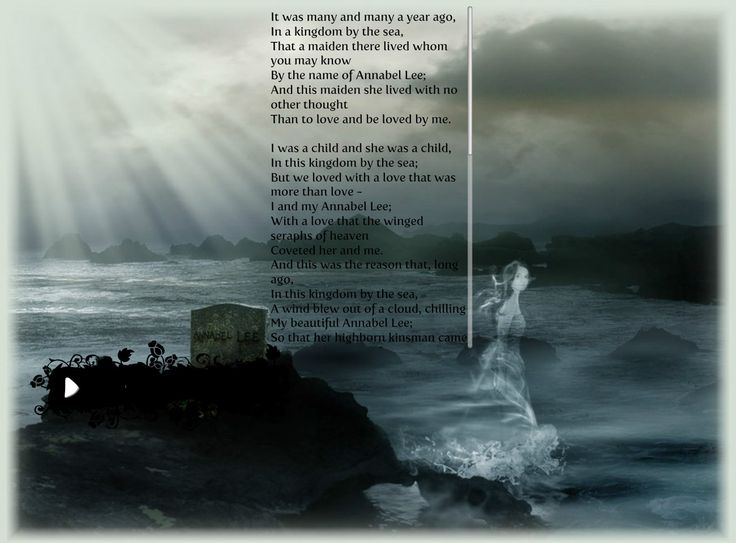 analytical essay on annabel lee