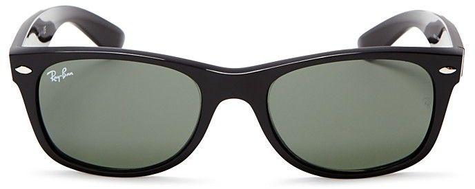 Ray-Ban Wayfarer Sunglasses, 57mm