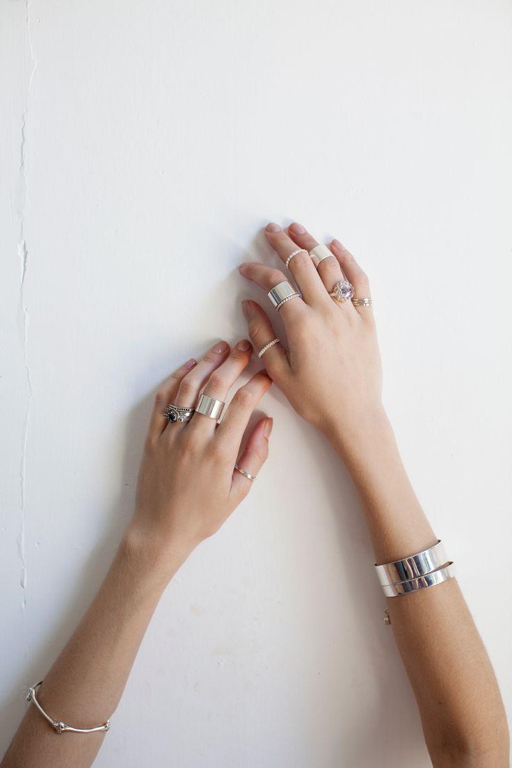 { Silver Jewelry }
