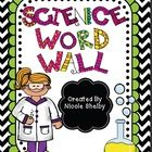 Science Word Wall Vocabulary Cards   This file contains vocabulary cards for your Science word wall.  Each card contains the vocabulary word, a bri...