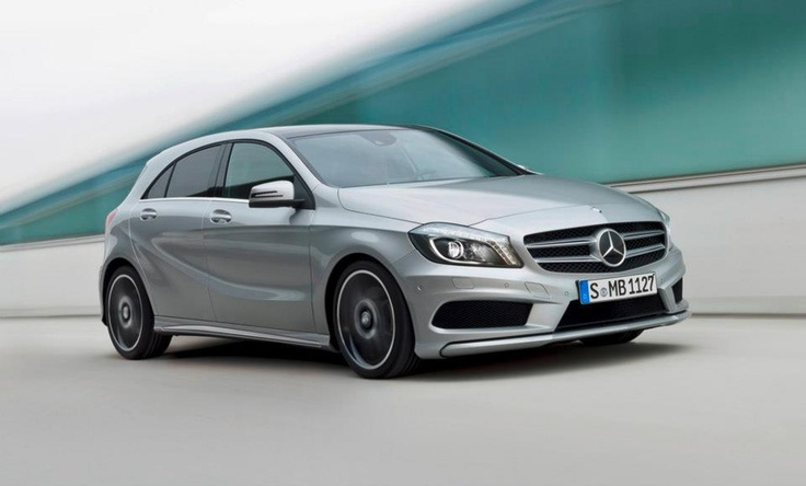 Feast your eyes on more images of the all-new A-Class, coming to South Africa in early 2013!