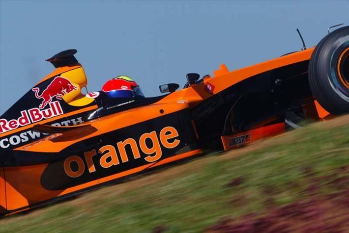 Enrique Bernoldi - Arrows-Cosworth A23