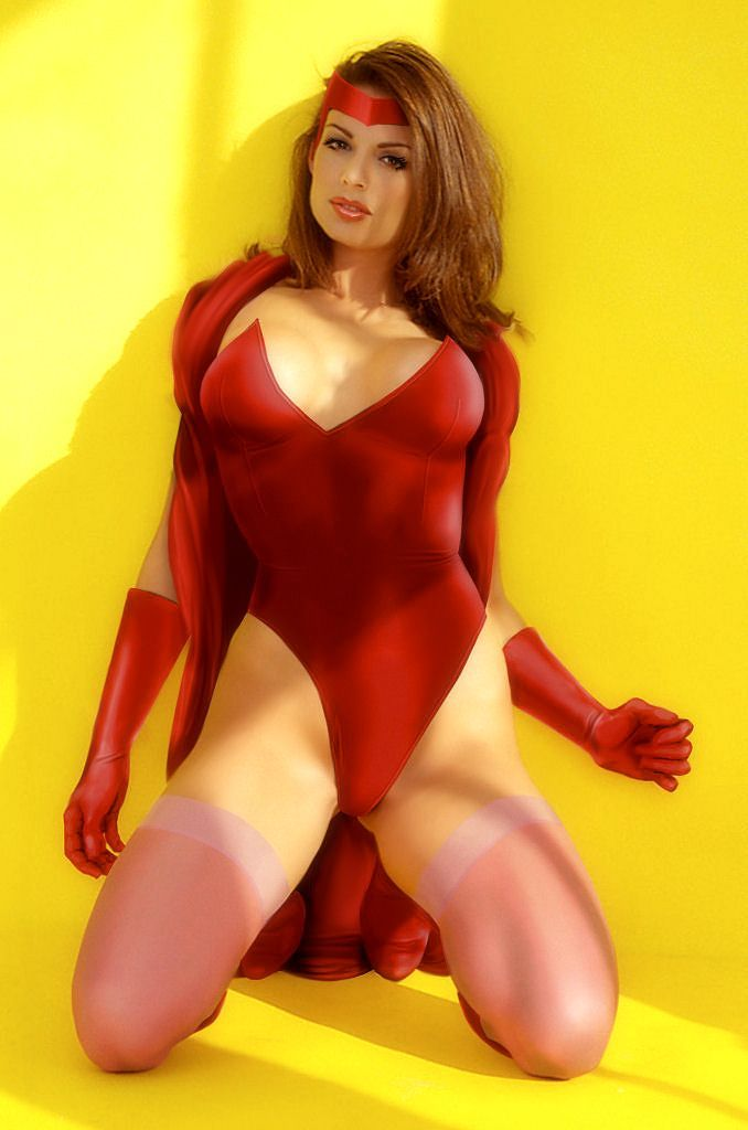 Scarlet Witch 4 by ChillyPlasma on DeviantArt