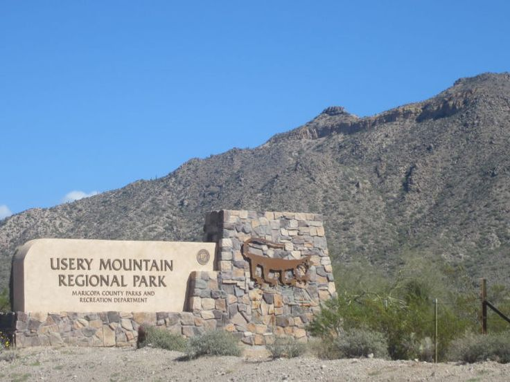 Best of Mesa 2014 Enjoy the Great Outdoors: Usery Mountain Regional Park