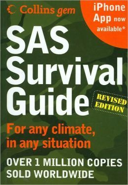 In my opinion the most informative and complete book available. And its pocket sized! SAS Survival Guide 2E (Collins Gem): For Any Climate, For Any Situation