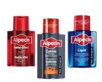 Alpecin Dubbel-Effect Cafeïne Shampoo 200 ml 1 st.  Wat is Alpecin? De producten van Alpecin gaan haaruitval en mannelijke kaalheid tegen. Het werkzame complex bevat onder andere cafeïne zink en niacine: stoffen die de productiviteit van de haarwortels verhogen.  EUR 8.90  Meer informatie  #drogist