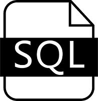 """SQL (pronounced """"ess-que-el"""") stands for Structured Query Language. SQL is a programming language that  ows you to access and manipulate data, and it is quickly becoming THE goto language for Big Data Analysis.  Join us for an upcoming class! In the meantime, we wanted to provide a quick reference sheet for some of the more popular SQL commands!"""
