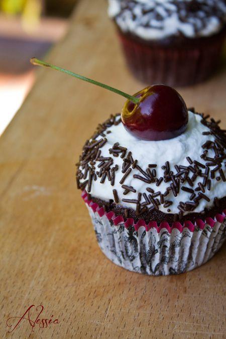 Foresta Nera Cupcake