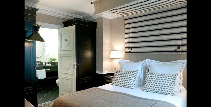 ~ Hôtel 4 étoiles Saint-Germain-des-Prés | Photos | Hôtel Récamier